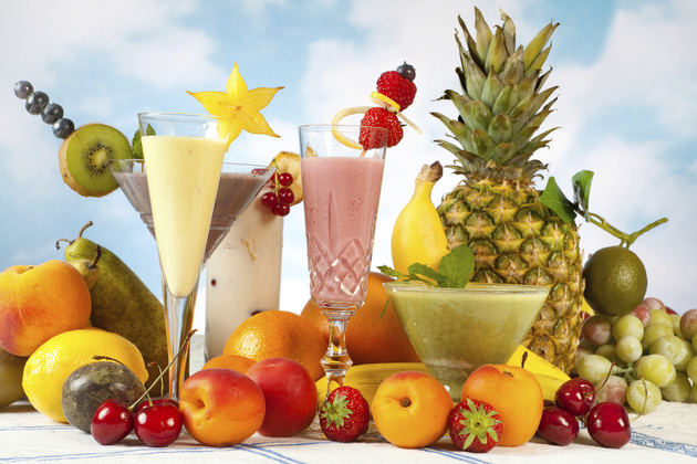 Tropical Smoothies