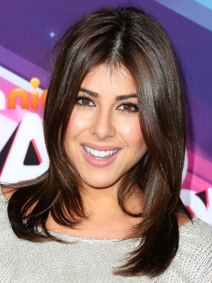 Daniella Monet Shoulder Length Layered Haircut