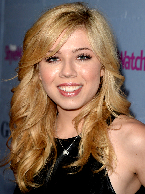 ... Layered Haircuts for Teens - Jennette Mccurdy Feathered Layered