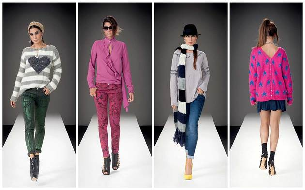 Denny Rose Aw 2013 Collection