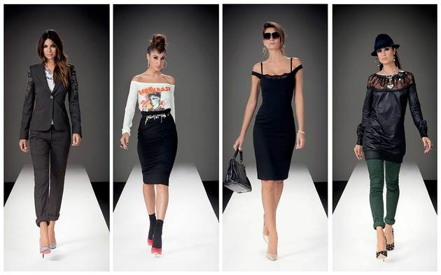Denny Rose Autumn 2013 Collection