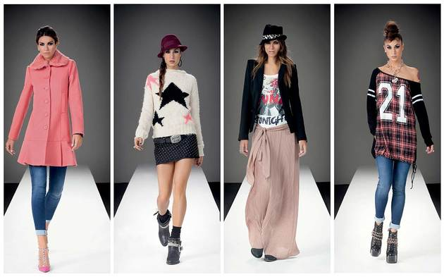 Denny Rose Fall 2013 Line