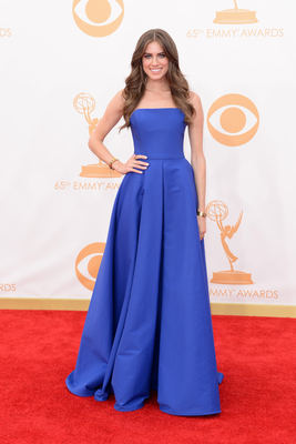Allison Williams  Emmy Awards 2013