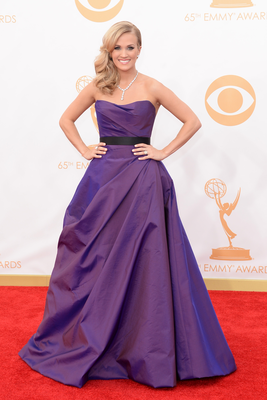 Carrie Underwood  Emmy Awards 2013