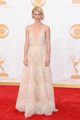 Claire Danes  Emmy Awards 2013
