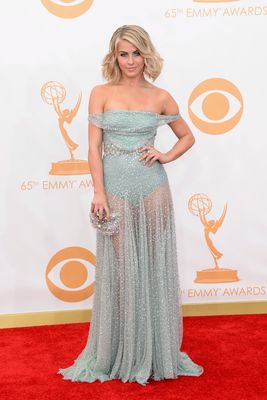 Julianne Hough  Emmy Awards 2013