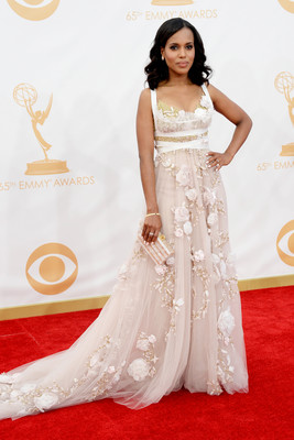 Kerry Washington  Emmy Awards 2013