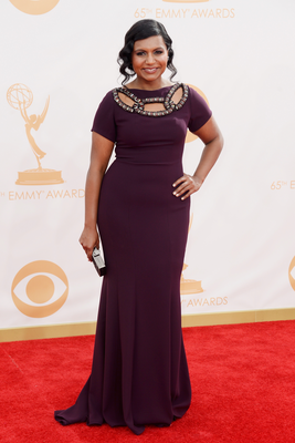 Mindy Kaling Emmy Awards 2013