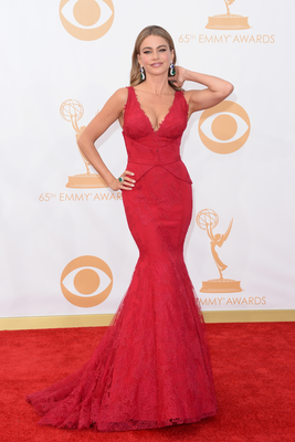 Sofia Vergara  Emmy Awards 2013