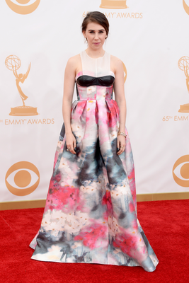 Zosia Mamet  Emmy Awards 2013