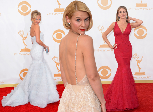 Emmy Awards 2013: Red Carpet Style