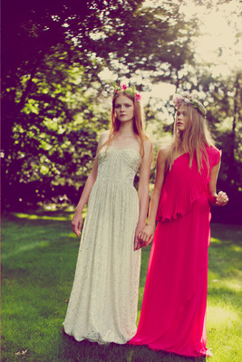 Erin Fetherston Spring 2014 Maxi Dresses
