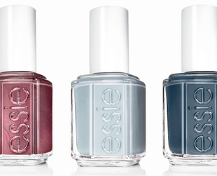 Shearling Darling is the name of the newest Essie nail polish collection for winter 2013. Check out the new tones!
