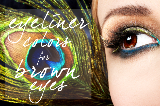 Eyeliner for Brown Eyes: Colors, Techniques, and More