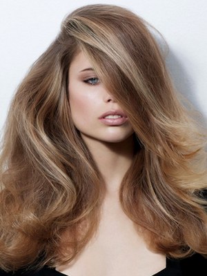 Ash Blonde Hair With Blonde Highlights