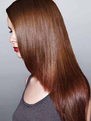 Auburn Hair Color Photo