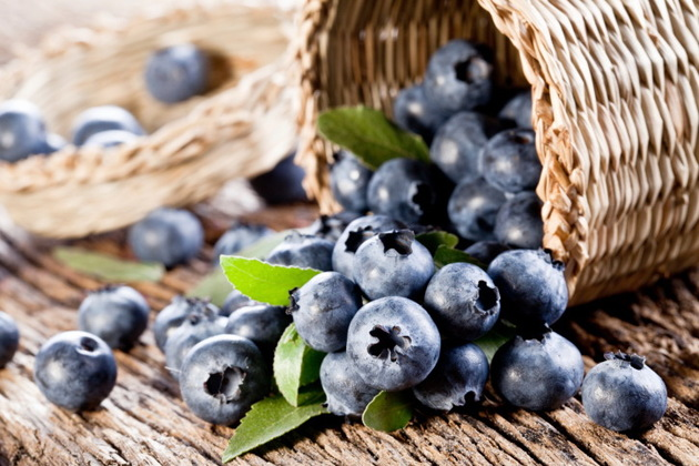 Blueberries To Slow Down Aging