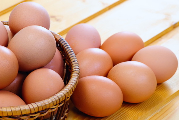 Raw Organic Eggs For Anti Aging