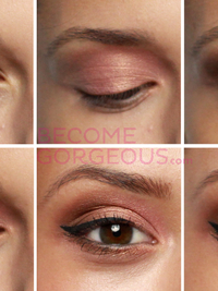 Glam Hazel Eyes Makeup Tutorial - Video