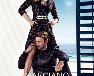 Sexiness is the main focus of the new Guess by Marciano campaign for fall 2013. Take a peek!