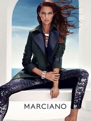 Guess By Marciano Autumn 2013 Campaign