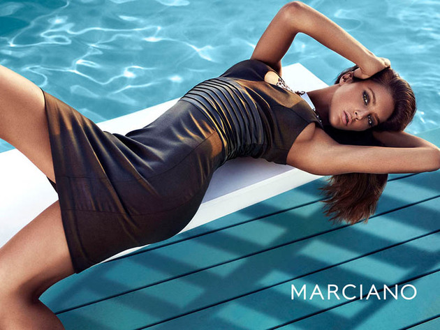 Guess By Marciano Fall 2013 Ad Campaign