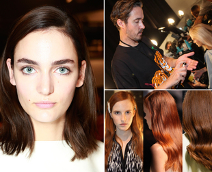 Looking for a fresh or bold hairstyle that makes you stand out from the crowd? Take inspiration from the coolest New York Fashion Week Spring 2014 hairstyles.