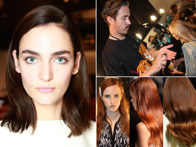Natural Hairstyles From New York Fashion Week Spring 2014