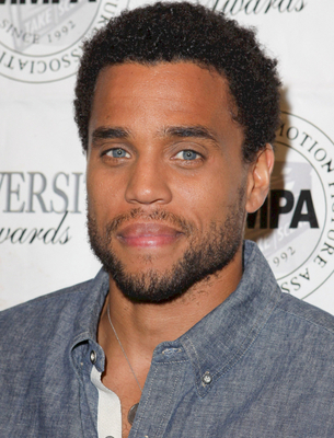 Michael Ealy Short Curly Hair