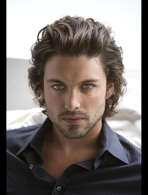 long hair styles guys hairstyles ideas 6233 | gallery big natural long curly hairstyles for men