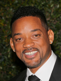 Will Smith Short Curly Hairstyle