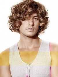Long Hairstyles For Men With Curly Hair
