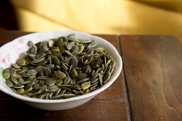 Pumpkin Seeds As Natural Immune System Booster