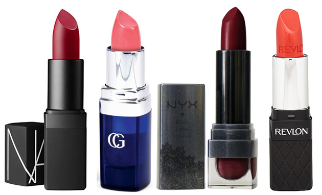 Red Lipsticks For Skin Tone