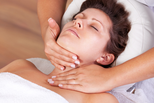 Lifting Movements Facial Massage