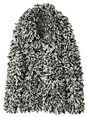 Isabel Marant Hm Shaggy Coat