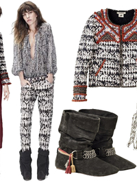 Isabel Marant for H&M Lookbook Leaked!