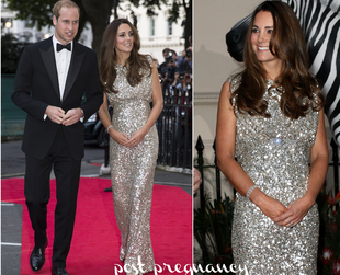 It seems that Kate Middleton has snapped back into shape just 6 weeks after giving birth. Take a look at her post baby body!