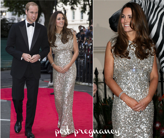 Kate Middleton Post Baby Body