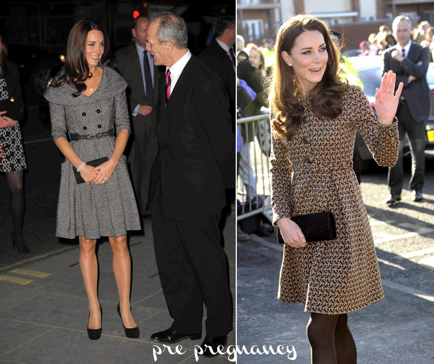 Kate Middleton Pre Pregnancy Body