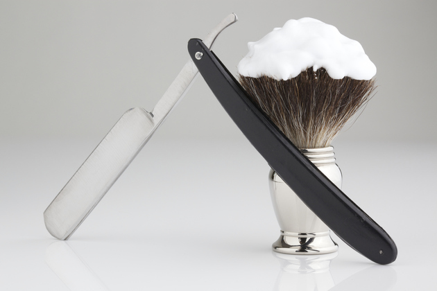 Retro Shaving Tools