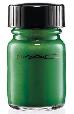 Mac Rick Baker Halloween 2013 Makeup Acrylic Paint Green