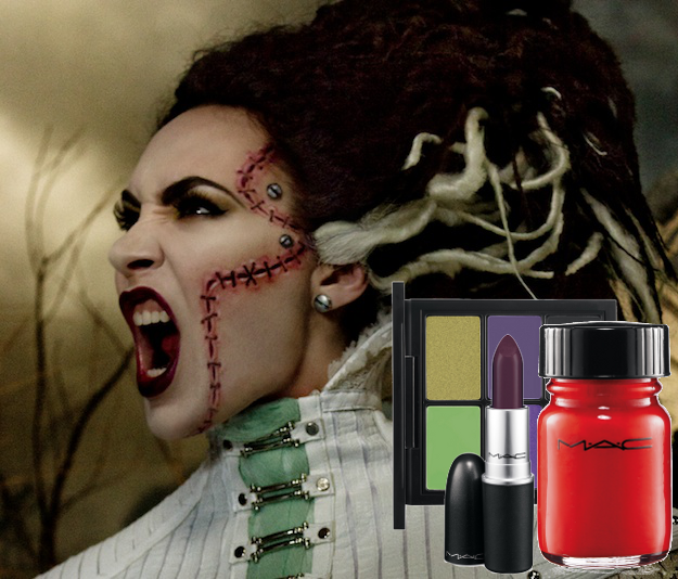 MAC x Rick Baker Halloween 2013 Makeup Collection