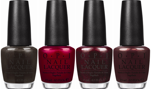 Opi Mariah Carey Holiday 2013