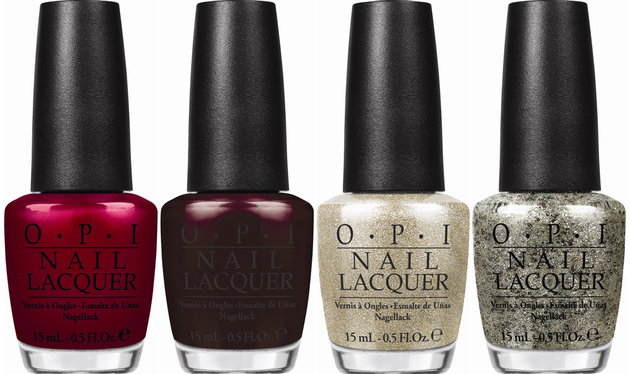 Opi Mariah Carey Holiday 2013 Nail Polishes