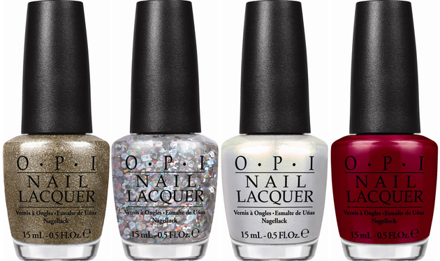 Opi Mariah Carey Holiday 2013 Shades