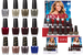 Mariah Carey for OPI Holiday 2013 Nail Polishes