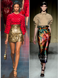 MFW Spring 2014: Maximalist Collections