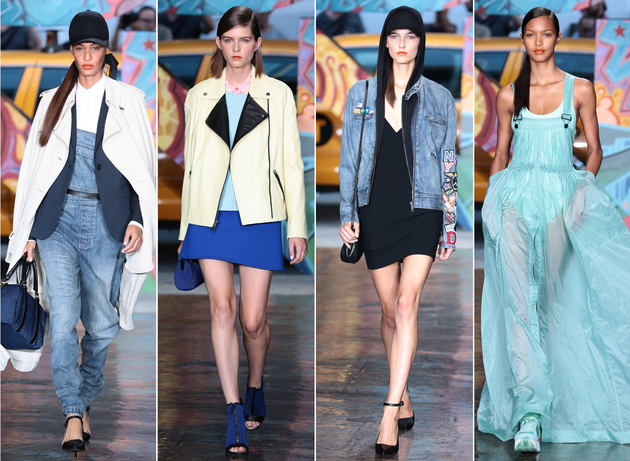 Dkny Spring 2014 Collection
