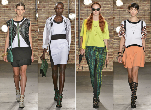Kenneth Cole Spring 2014 Collection